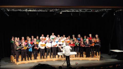 Photo concert chauffailles